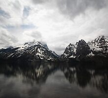 Jenny Lake by John Robb