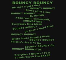 Mighty Boosh - Bouncy Bouncy by DementedFerret