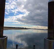Port Stanley Tasmania by Tom McDonnell