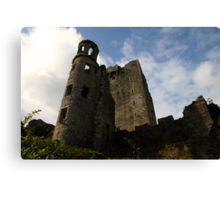 "Blarney Castle Ireland home of the ""Blarney Stone"" Canvas Print"