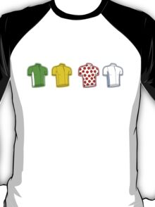 Colours of the TDF T-Shirt