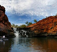 Bell Gorge by Sam Boden