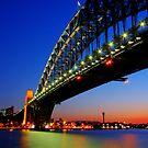 Sydney Harbour Bridge by Christopher Meder