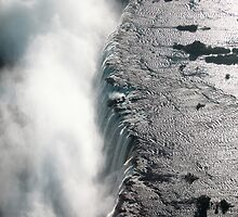 "Victoria falls ""The smoke that thunders"" by nymphalid"