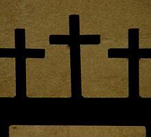 Three Crosses by julesdavis