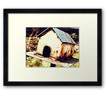 Not To Put Too Fine A Point On It Framed Print