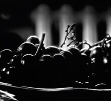 Grapes by Milos Markovic