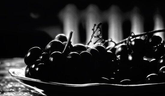 Grapes by Milos Markovic