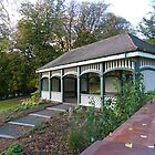 Summer house at Bellview park Newport by Joyce Knorz