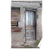 Trading Post Door Poster