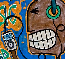 Grinning To The Music by Aaron  Sheehan