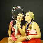 Bubblegirls by Monique Basson