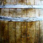 Old Barrel by Monique Basson
