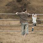 Father & Son by Doug Hall