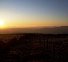 Aye Gill Sunset by DBanlin