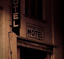 Creepy Hotel by Doug Hall
