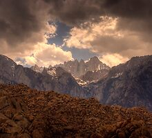 Mt Whitney in Sunshine by gottogo4247