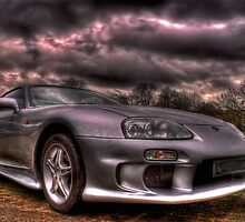 Supra Twin Turbo by MNDphotography