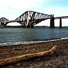 Forth Rail Bridge, Edinburgh by lousutherland