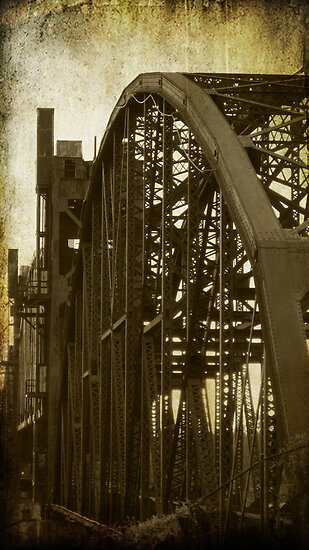 Rock Island Bridge by Catherine Mardix