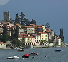Lake Como by Christopher Barton