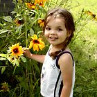 Little Miss Sunshine by Judith Hayes