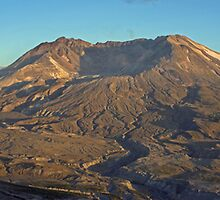 Mount St Helens, USA by Christopher Barton