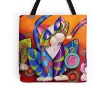 Party Animals Kitty Style Tote Bag
