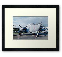 Avro Shackleton Mk.3 Framed Print