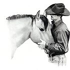 The Horse Trainer, No. 2 by Joyce