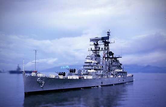 USS Galveston - Toy Cruiser by rickCalifornia