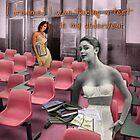 I Dreamed I was Taking a Test in my Underwear by Donna Catanzaro