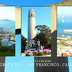 Coit Tower by rickCalifornia