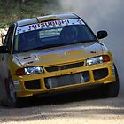 Rally of Lithgow - EVO 3 by Mark  Hodges