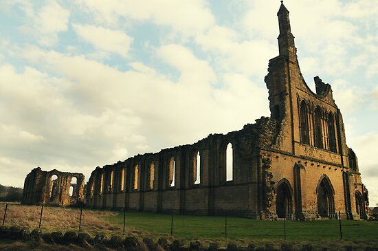 Abbey North Yorkshire by rorycobbe
