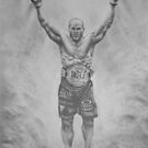 Randy Couture by Rob Mitchell