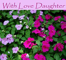 With Love Daughter by Peri
