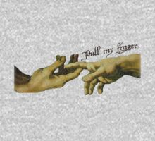 Pull My Finger by Cathie Tranent