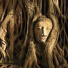 Buddha Head by keystime42