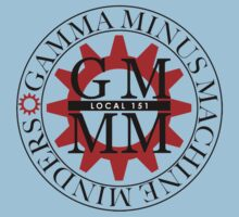 GMMM Local 151 by grackle