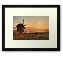 Pirogovo Framed Print
