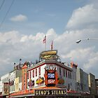 Geno's Steaks by TabithaPayne