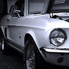 Ford Shelby GT 350 by Benjamin Othman Hultengren