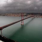 Bridge to you-Featured 6/20/09 Lisbon and Surroundings  by Wayne Cook