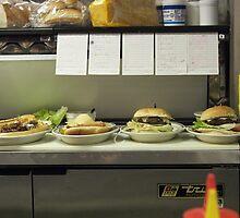 Order Up! Small Town America IV by Rachel Sonnenschein