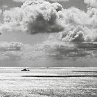 Out at Sea by John Burtoft