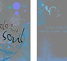 Color My Soul Album Cover Entry  by hdang