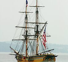 Lady Washington by Rhonda R Clements