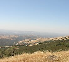From Near the Top of Mount Diablo by eltotton