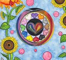 Hearts A'Bloom by CiannaRose